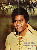 Charley Pride Poster