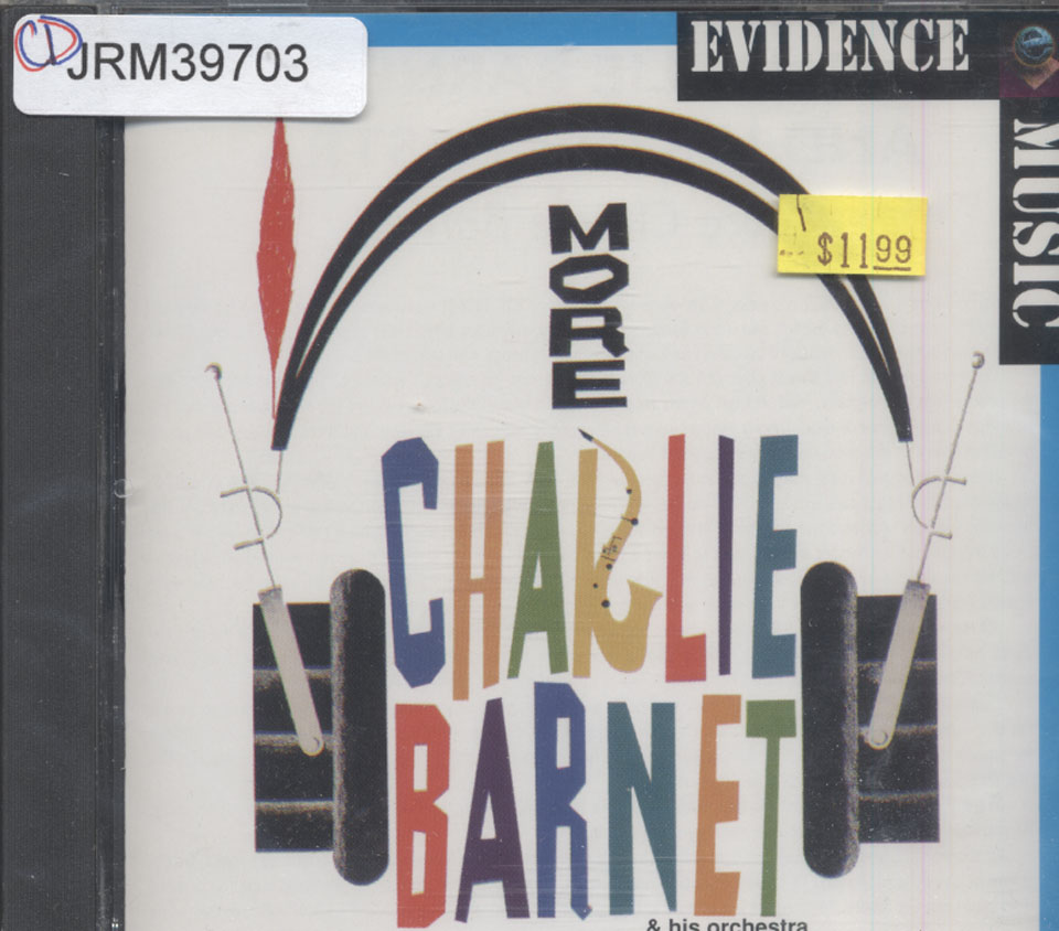 Charlie Barnet And His Orchestra CD