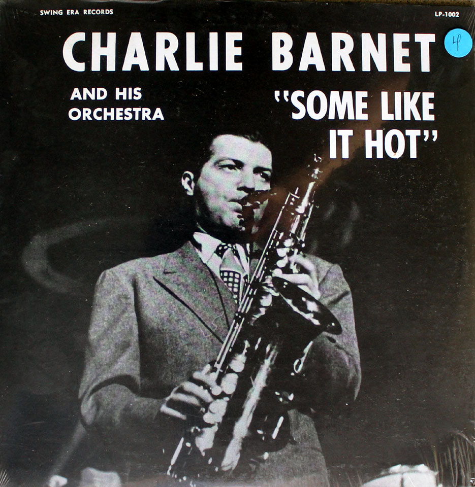 """Charlie Barnet And His Orchestra Vinyl 12"""" (New)"""
