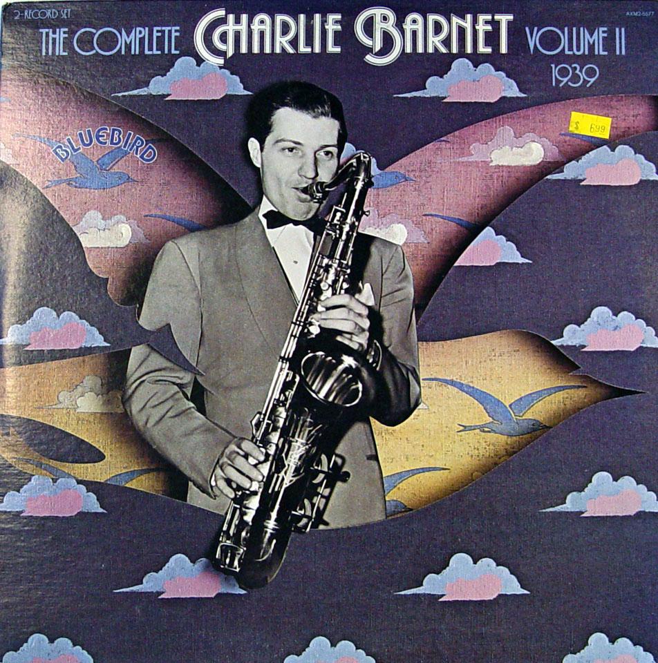 "Charlie Barnet Vinyl 12"" (Used)"