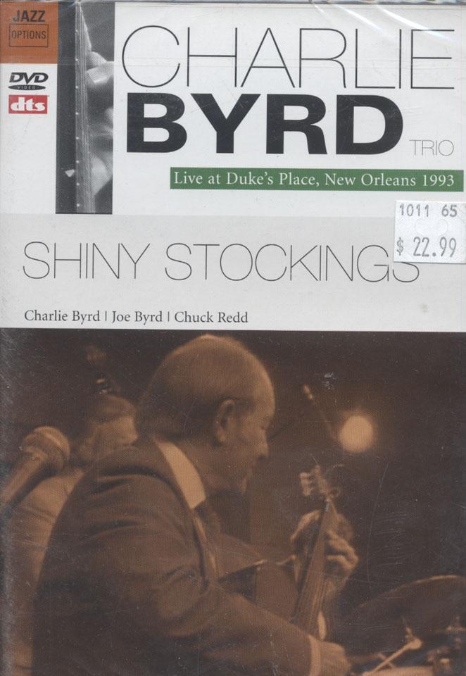 Charlie Byrd Trio DVD