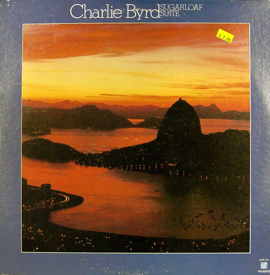 """Charlie Byrd Vinyl 12"""""""