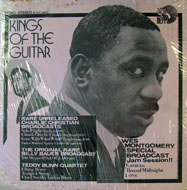 "Charlie Christian / BIlly Bauer / Teddy Bunn Quartet / Wes Montgomery Vinyl 12"" (New)"
