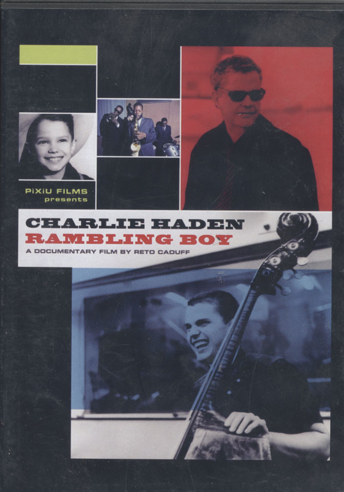Charlie Haden DVD