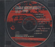 Charlie Hunter Quartet CD