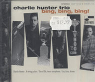 Charlie Hunter Trio CD