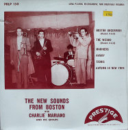 """Charlie Mariano And His Groups Vinyl 10"""" (New)"""