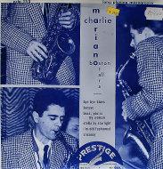 "Charlie Mariano Boston All Stars Vinyl 10"" (New)"