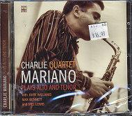 Charlie Mariano Quartet CD