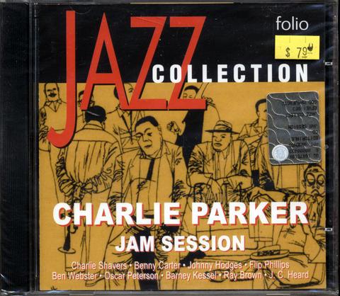Charlie Paker CD