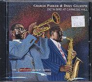 Charlie Parker & Dizzy Gillespie CD