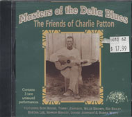 Charlie Patton CD