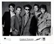 Charlie Peacock Promo Print