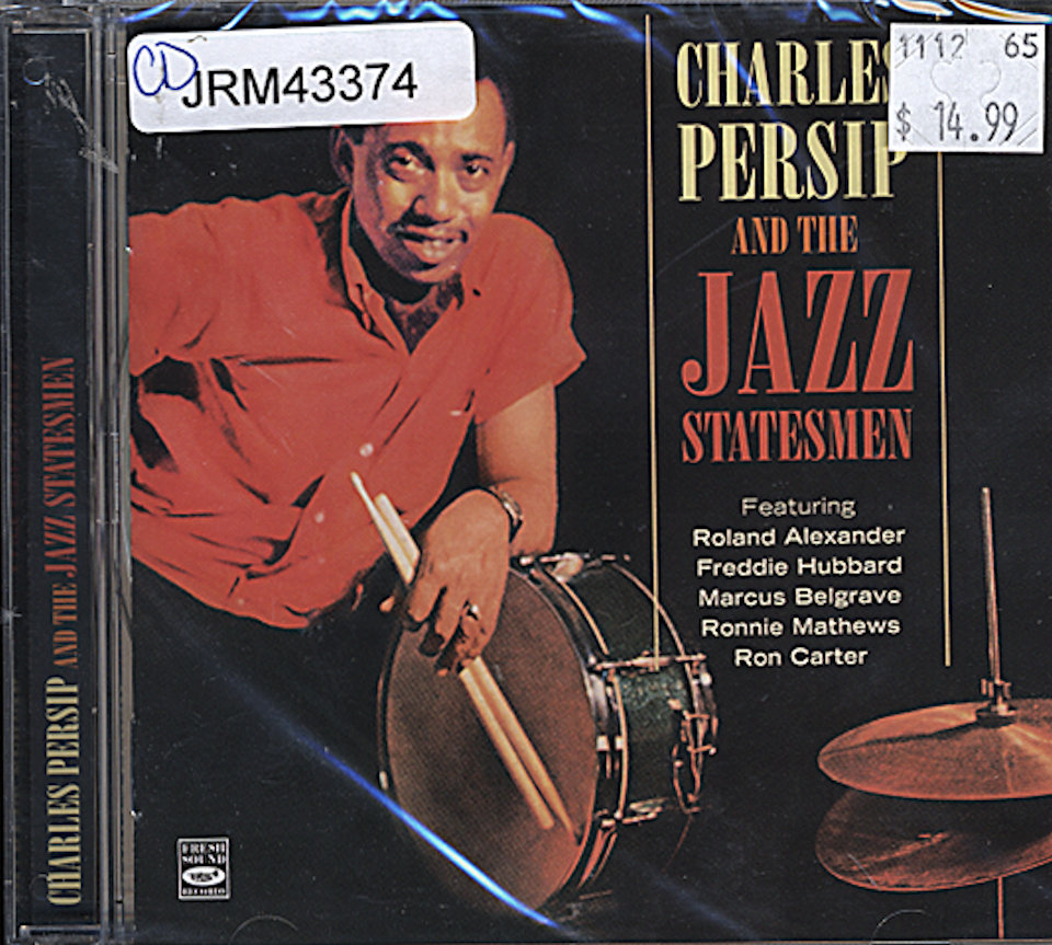 Charlie Persip and the Jazz Statesmen CD