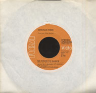"Charlie Rich Vinyl 7"" (Used)"