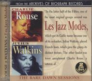 Charlie Rouse / Julius Watkins CD