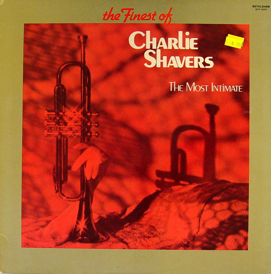 "Charlie Shavers Vinyl 12"" (New)"