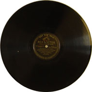 """Charlie Spivak And His Orchestra Vinyl 10"""" (Used)"""
