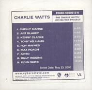 Charlie Watts CD