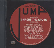 Chasin' The Spots CD