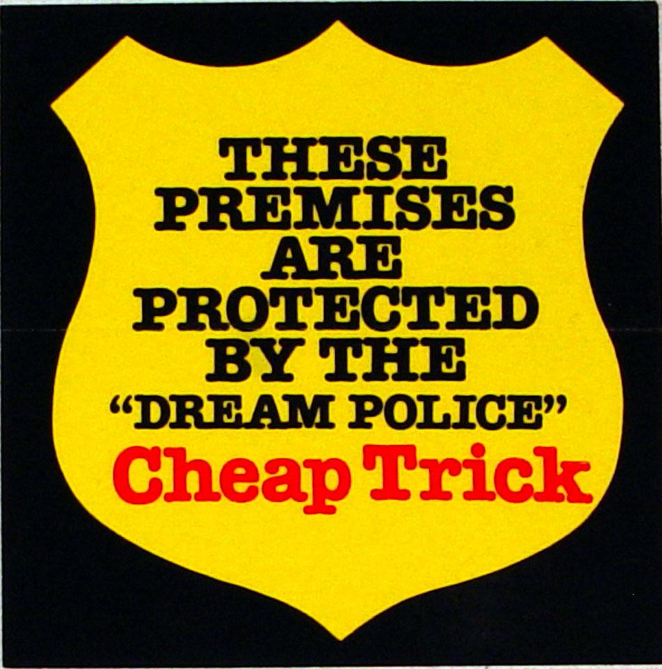 Cheap Trick Sticker