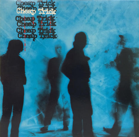 "Cheap Trick Vinyl 12"" (Used)"