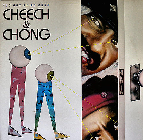 "Cheech and Chong Vinyl 12"" (Used)"