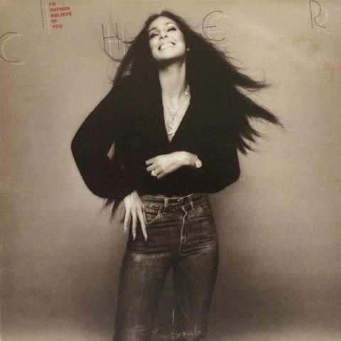 """Cher Vinyl 12"""" (Used)"""