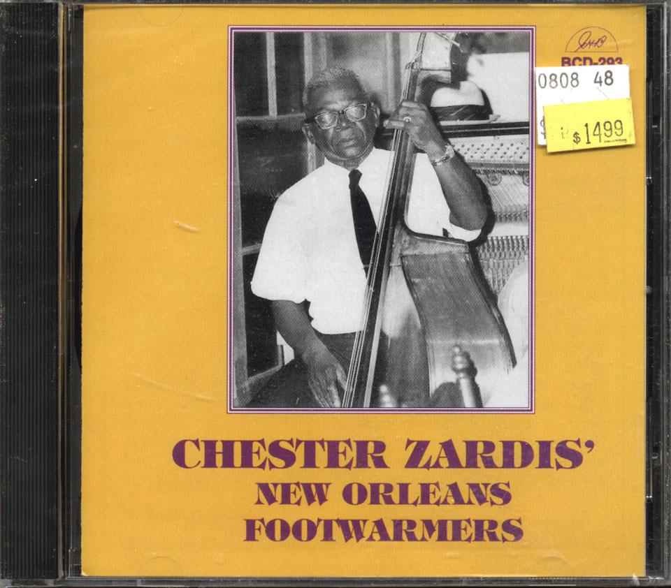 Chester Zardis CD
