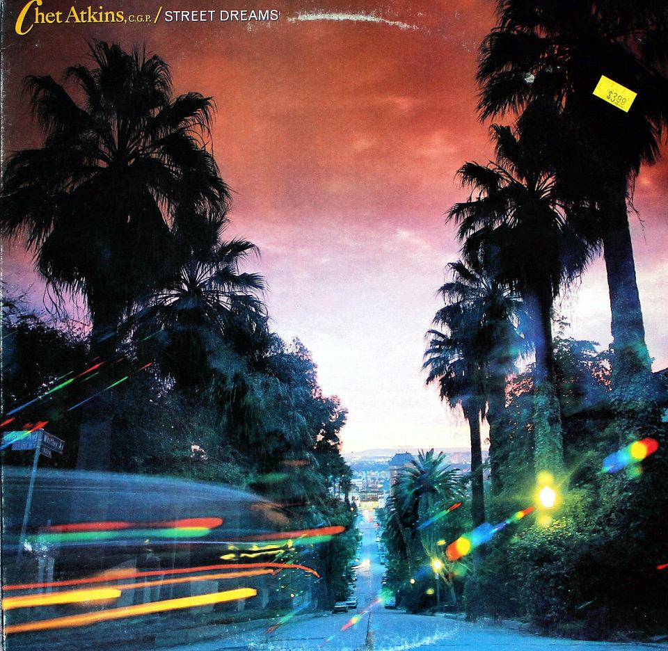 "Chet Atkins Vinyl 12"" (Used)"