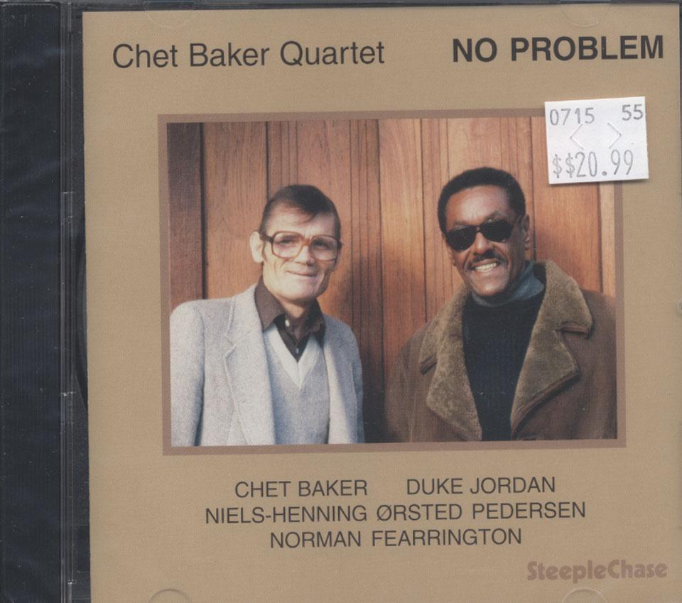 Chet Baker Quartet CD