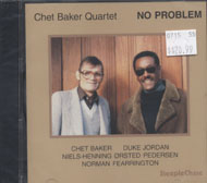 Chet Baker Quartet CD