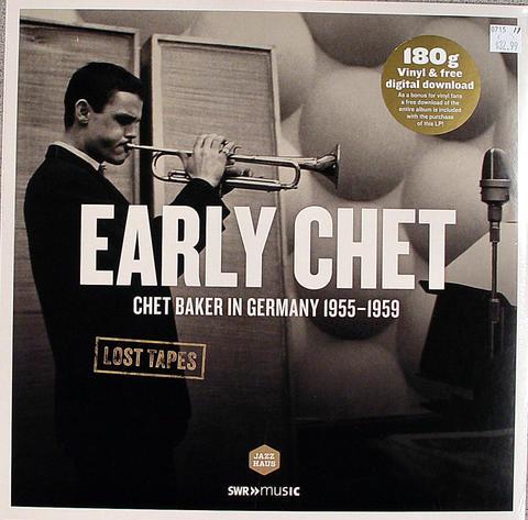 """Chet Baker Vinyl 12"""" (New)"""