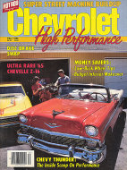 Chevrolet High Performance Vol. 1 No. 3 Magazine