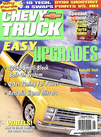 Chevy Truck Vol. 5 No. 1 Magazine