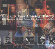 Chicago Blues: A Living History CD