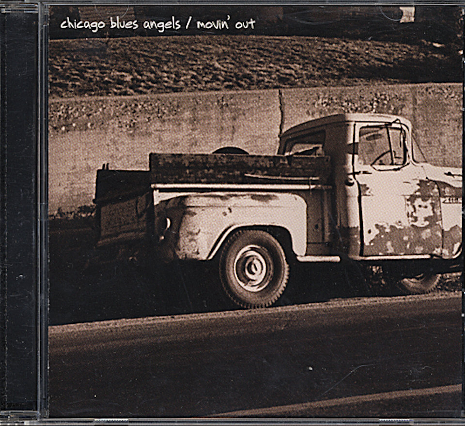 Chicago Blues Angels CD