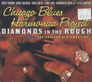 Chicago Blues Harmonica Project CD