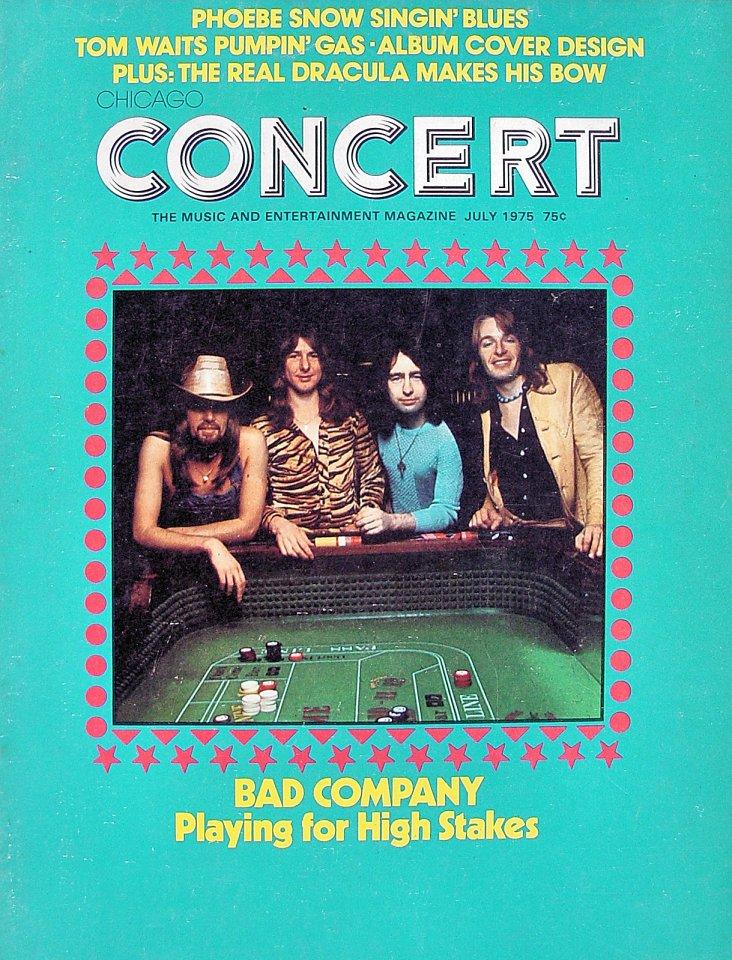 Chicago Concert Vol. 1 No. 3
