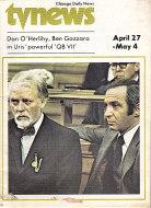 Chicago Daily TV News Magazine April 27, 1974 Magazine