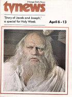 Chicago Daily TV News Magazine April 6, 1974 Magazine