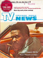 Chicago Daily TV News Magazine August 18, 1973 Magazine