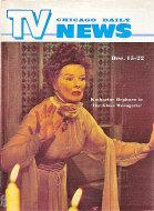 Chicago Daily TV News Magazine December 15, 1973 Magazine