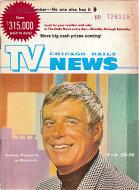 Chicago Daily TV News Magazine February 10, 1973 Magazine