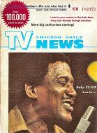 Chicago Daily TV News Magazine July 17, 1971 Magazine
