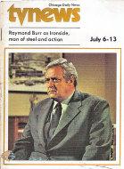 Chicago Daily TV News Magazine July 6, 1974 Magazine