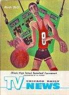 Chicago Daily TV News Magazine March 20, 1965 Magazine