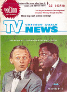 Chicago Daily TV News Magazine March 4, 1972 Magazine