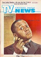 Chicago Daily TV News Magazine October 17, 1970 Magazine