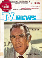 Chicago Daily TV News Magazine October 9, 1971 Magazine